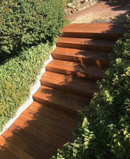 installation escalier bois beauvais